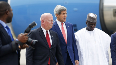 Boko Haram Attacks Killed More Than 200 as John Kerry Arrived in Nigeria This Weekend