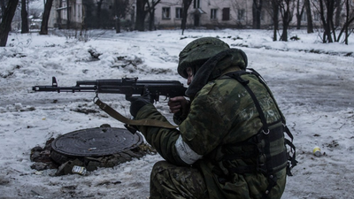 Eastern Ukraine Is Slipping Back Into All-Out War