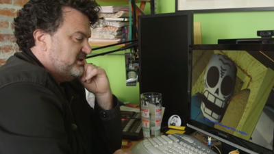Tim Schafer Discusses the Classic Video Games 'Grim Fandango' and 'Monkey Island'