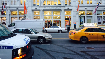 Two People Died in a Murder-Suicide at a Home Depot in New York City