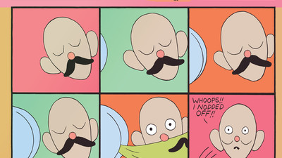 Dingball: 'Farting the Babysitter's Moustache Off'
