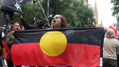 We Interviewed Australia's Angriest Aboriginal Rights Activists