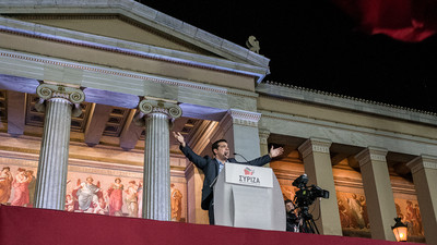 How Greece's Left-Wing Election Win Could Reverberate Around Europe