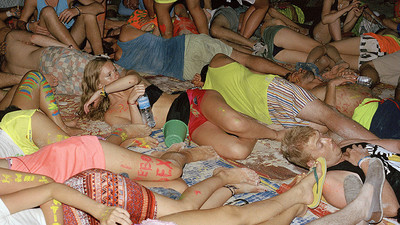 The Lost Souls of Thailand's Full Moon Parties