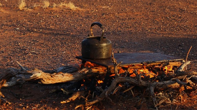 You've Got to Hunt for Your Own Steak in the Australian Outback