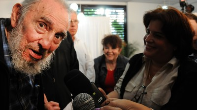 Fidel Castro Breaks His Silence Over Relations with the United States