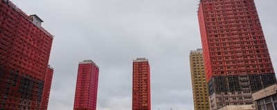 Living in the Shadows of Glasgow's High Rise Ghettos Before They Get Blown Up