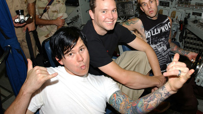 The Life and Times of Tom Delonge, a Man Who Once Confessed His Sexual Feelings Toward a Dog