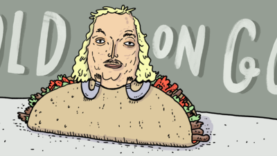 We Spoke to Jonathan Gold About Being Jonathan Gold