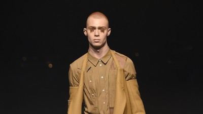 The Gender-Bending and Cultural Appropriation of the 2015 European Menswear Collections