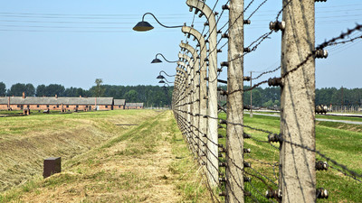 Why Were Two Prominent Italian Jews Detained at Auschwitz This Week?