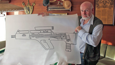 How an Inventor Lost Almost Everything in His Hunt for the Perfect Weapon