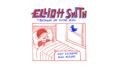 Elliott Smith, un cómic de Pachiclón
