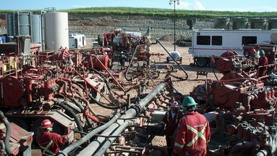 Did Fracking Cause an Earthquake in Alberta?