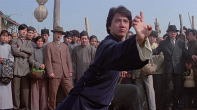 What Jackie Chan's 'Drunken Master' Can Teach You About Fighting