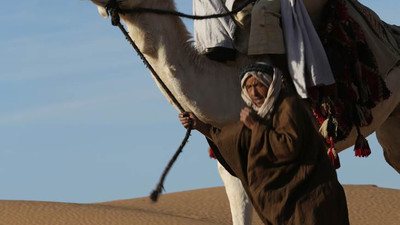 Scenery Seeks Movie: 'Queen of the Desert'