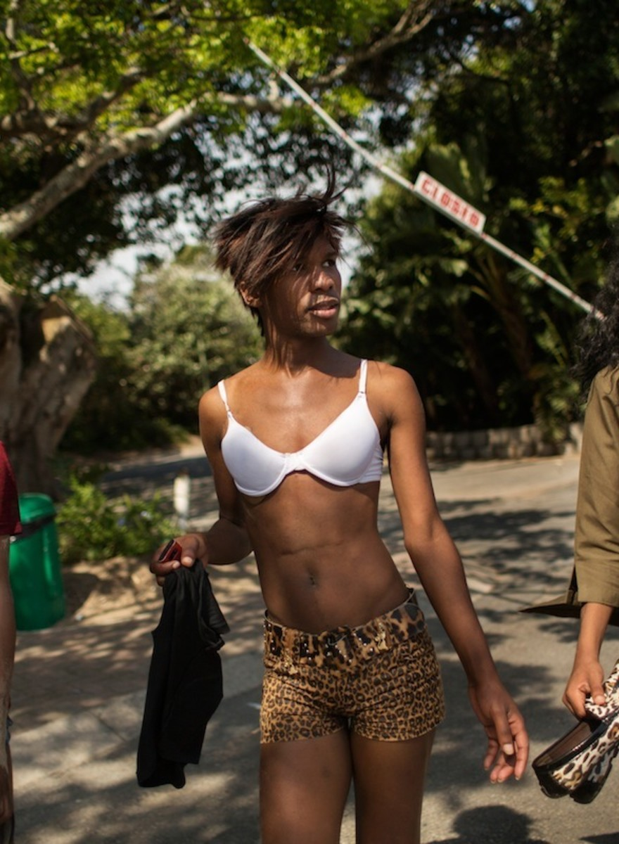 These Amazing Photographs Capture the Lives of Transgender South Africans