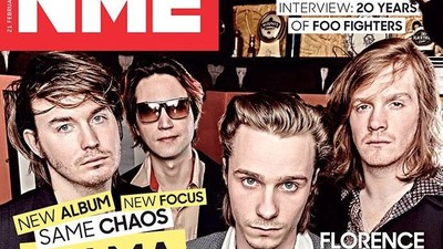 Is the NME 'Going Free'? Apparently the Music Mag Will Charge a Cover Price for the Last Time Next Week
