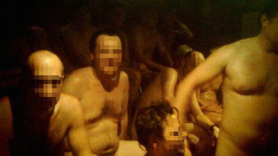 This Is What a Night in North London's Top Swingers' Sauna Is Actually Like