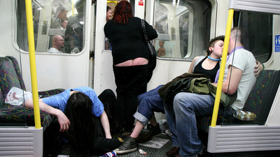The Great British Tradition of Drinking on Trains Is Under Threat of Extinction