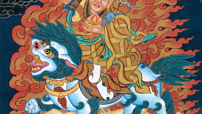 The Followers of a Wrathful Buddhist Spirit Versus the Dalai Lama