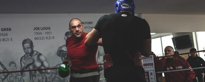Inside the Mind of Tyson Fury, British Boxing's New Folk Hero