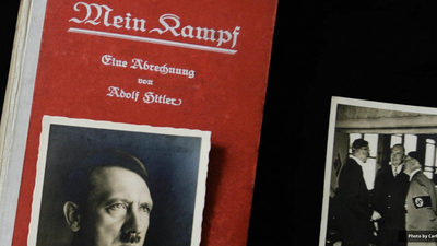 First German Edition of Hitler's 'Mein Kampf' Since 1945 Stirs Old Feelings