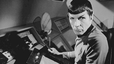 R.I.P. Leonard Nimoy: 'Star Trek' Actor, Occasional Whale-Music Narrator, and All-Time Hero