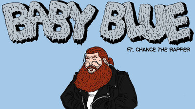 "Action Bronson Just Dropped His New Track ""Baby Blue,"" Featuring Chance the Rapper"