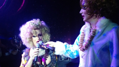 Secrecy, Dark Rooms and Patriotic Drag Queens: A Gay Night Out in Moscow