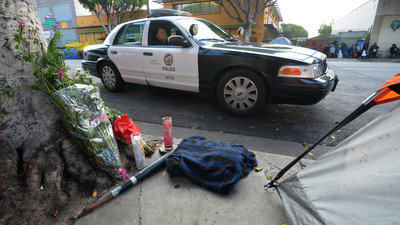 What We Know About the Mentally Ill Homeless Man Killed by the LAPD