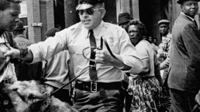 A Black Teen, a White Cop and a Photo That Changed the Civil Rights Movement