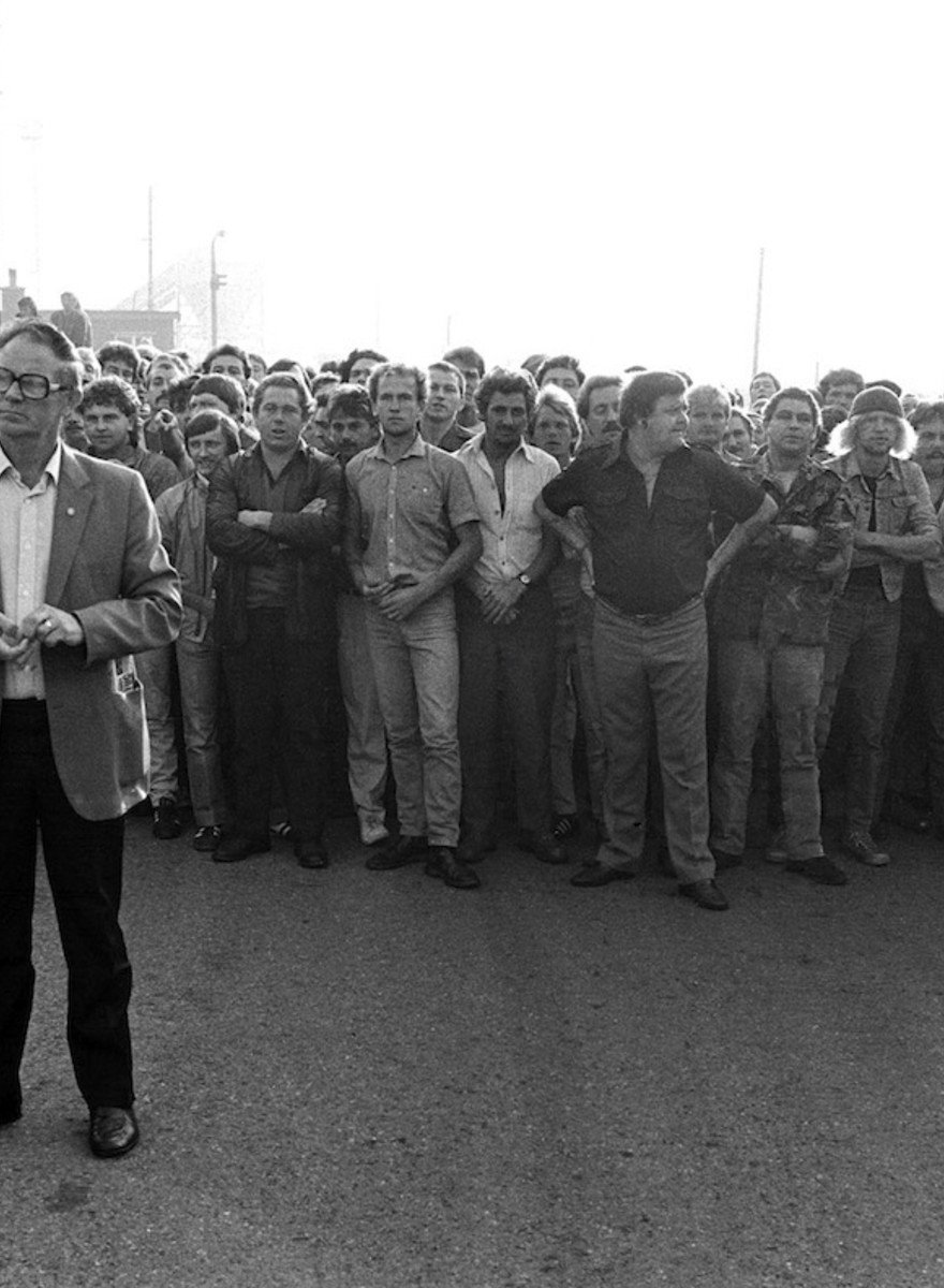 Moving Images of the 1980s UK Miners' Strike
