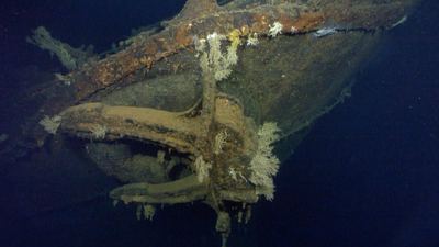Microsoft's Co-Founder Just Discovered a Long-Lost Sunken Ship