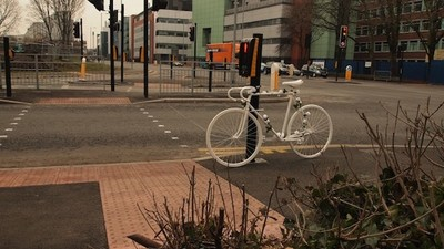 Why Are So Many Cyclists Dying On Manchester's Roads?