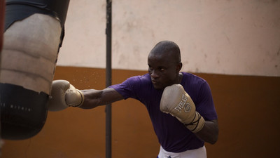Bukom, Boxing, and Beyond: an Evening Training Session in Accra, Ghana