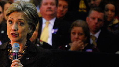 Are Democrats Stuck with Hillary Clinton for 2016?