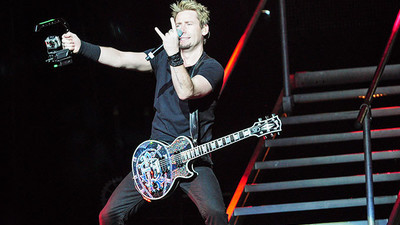 Nickelback Has a New Song and It Is a Terrifying Disco Nightmare