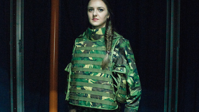 The Romanian Army Are Developing a Bulletproof Vest for Women