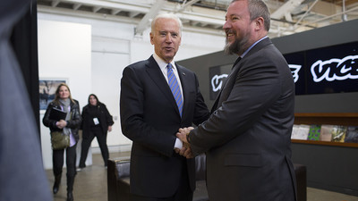 Watch a Sneak Peek of Joe Biden on Tonight's Season Premiere of 'VICE'
