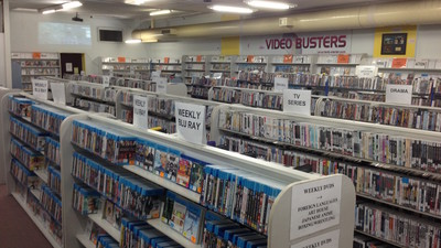 What I Learned Spending Sunday Afternoon at Caufield South VideoBusters
