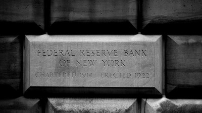 After Years of Incompetence, the New York Fed Is Losing Power to Washington