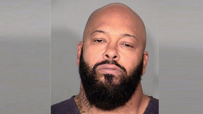 A New Video Reportedly Shows Suge Knight Running Over Two Men with His Truck