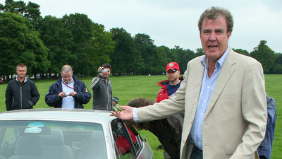 Jeremy Clarkson of 'Top Gear' Has Been Suspended from the BBC After a 'Fracas'