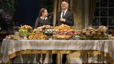 ​Mo Schaden, Mo Freude: Larry David Does Broadway