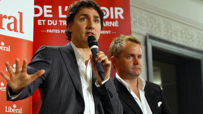 Trudeau Says Conservatives Are Prejudiced Against Muslims, But Is Still Cool with C-51