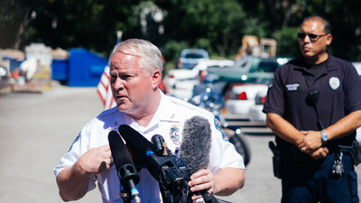 Ferguson's Police Chief Is Finally Resigning