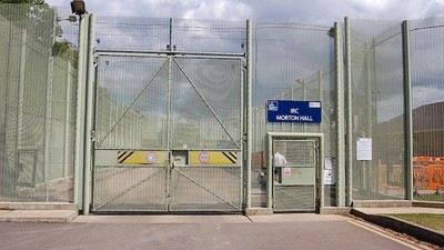 Protests and Hunger Strikes Are Breaking Out at Immigration Detention Centers in the UK