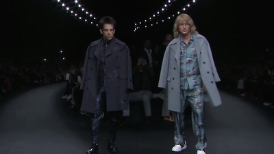 What Do Male Models Think of 'Zoolander'?