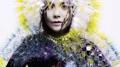 Björk Premieres the Video for 'Lionsong' on Noisey
